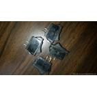 Miniature Rocker Switch  120V/15A